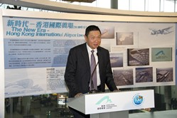 AA Chairman Dr Marvin Cheung Kin-tung says timely planning and investment will help Hong Kong avoid the same situation that Kai Tak faced, maintain HKIA's world-class airport experience and help drive the city's economic growth for years to come.